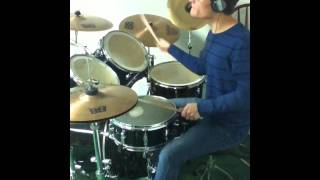 Poetry For The Poisoned Pt IV - Dissection - Kamelot (Drum Cover)