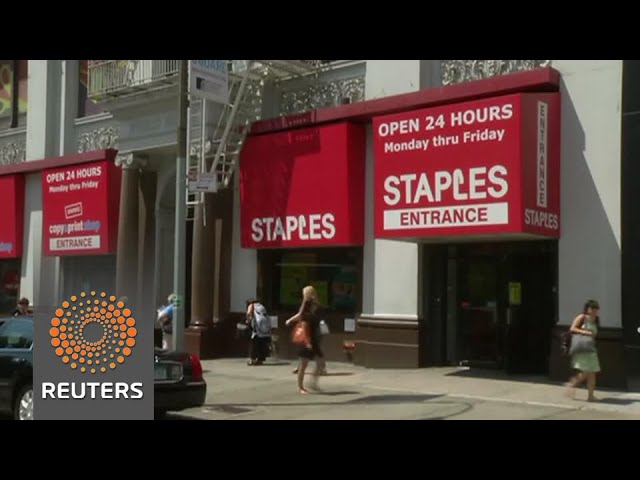 Staples could be sold to Sycamore