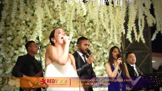 Alicia Keys - If I Ain't Got You ( Red velvet entertainment For Hendry & Regina famal Wedding )