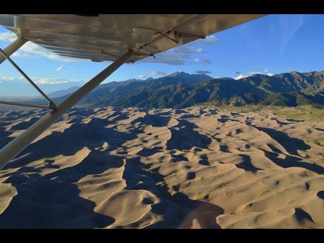 GK Flying - Great Sand Dunes RANS S-6S