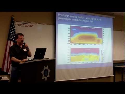 Fraud- Man Made Climate Change & CO2 gases Dr. Chuck Weise
