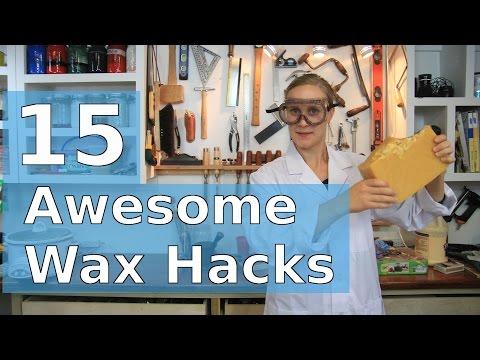 15 Awesome Wax Hacks