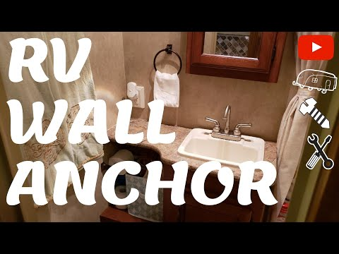 rv-wall-anchor!-how-to-install-an-anchor-in-a-hollow-wall!