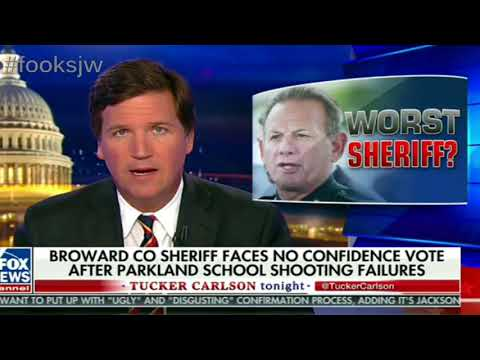 Broward County Sheriff faces No Confidence vote after Parkland School Shooting Failures