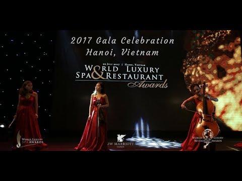 Event Film - 2017 World Luxury Spa & Restaurant Awards (HD)