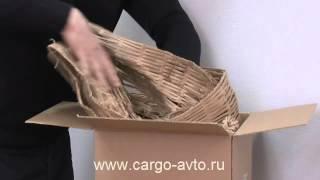 Наполнитель из гофрокартона(Компания Авто-Транс - продажа упаковочных материалов! Тел.: +7(495) 504-37-89 web: www.cargo-avto.ru В ролике используется..., 2013-04-03T08:09:37.000Z)
