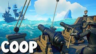 (Vidéo-Coop) Sea of Thieves Cursed Sails avec Marcus, Eagle et Jisters #05