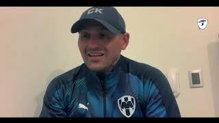El regreso del máximo ídolo del Club de Futbol Monterrey con el Equipo de Raya2 Expansión.