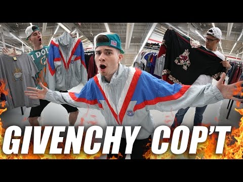 Trip to the Thrift #169 | GIVENCHY, POLO BEAR, & OG GUESS!