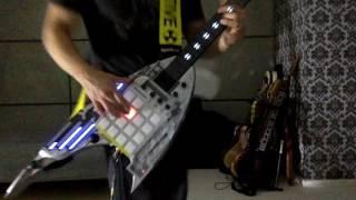 Dub Step / EDM guitar Jam in F minor