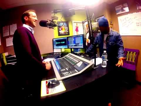 Pulse FM talks to Ne-Yo about Social Media and his daily life