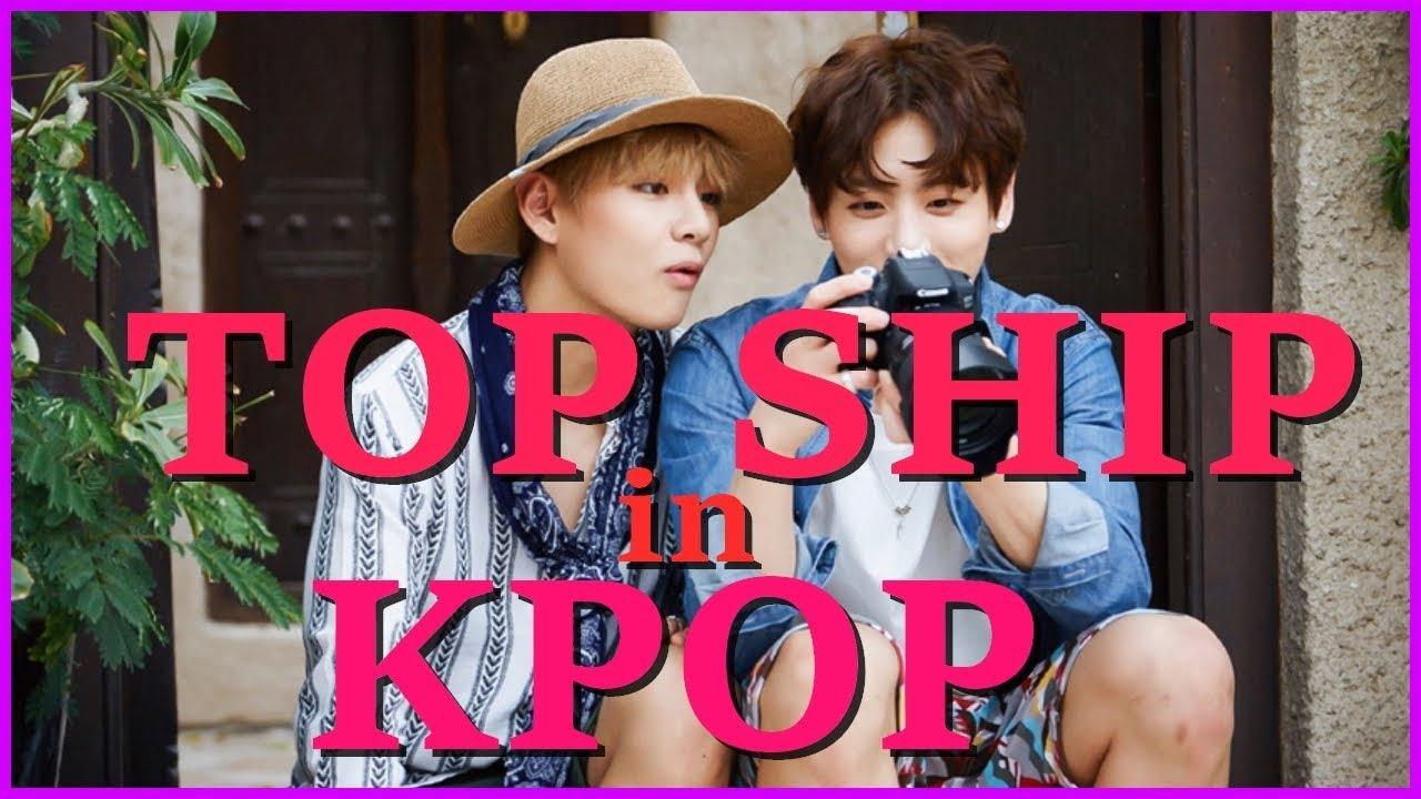 TOP SHIP IN KPOP | BOYS GROUPS