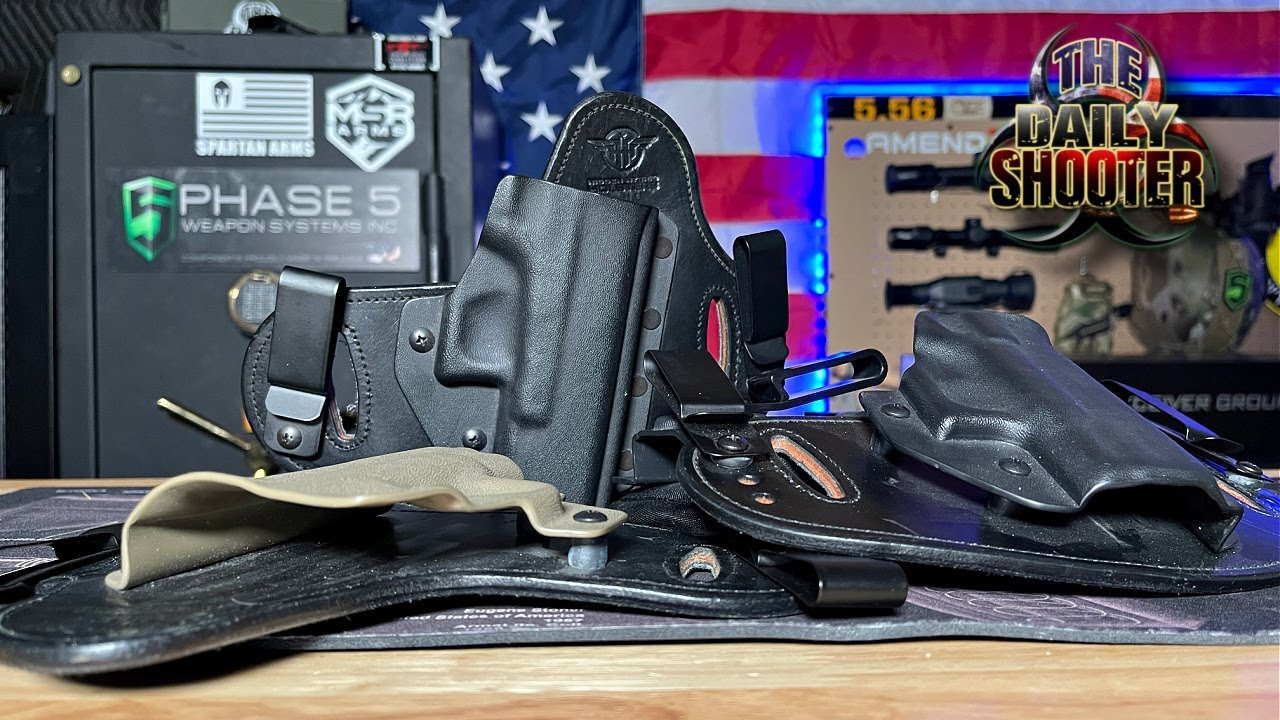 Are Hybrid Holsters Unsafe?