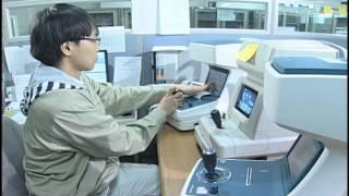 видео Авторефкератометр RC-5000