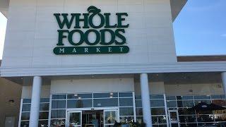 БОЛЬШОЕ ПУТЕШЕСТВИЕ ПО США: День 5. Посещение магазина эко продуктов Whole Foods в городке Де-Мойн(, 2016-10-23T23:57:59.000Z)