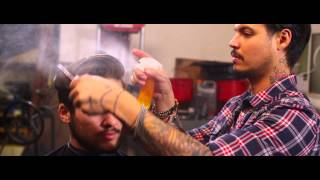 HANZ DE FUKO EXCLUSIVE !!!! (Hair Cut & Style)