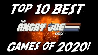 Top 10 BEST Games of 2020!