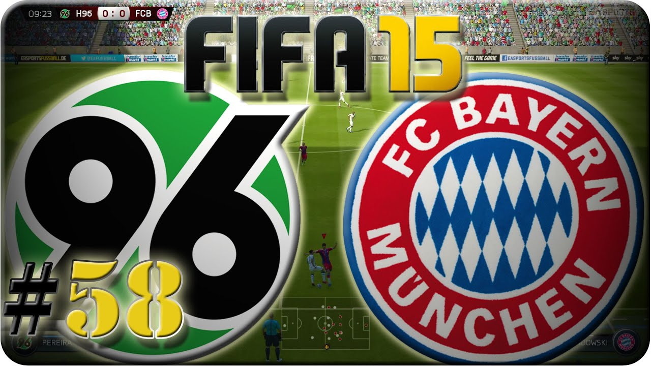 Hannover 96 Vs Bayern München