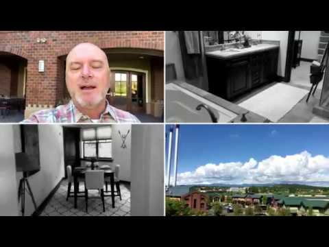 Luxury Property Bend Oregon Old Mill @ The Plaza west facing with epic Mountain View's
