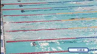 Сингапур 2010   Финал 400 м Комплексное плавание Мужчины