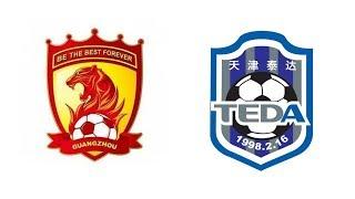Guangzhou Evergrande FC vs Tianjin Teda full match