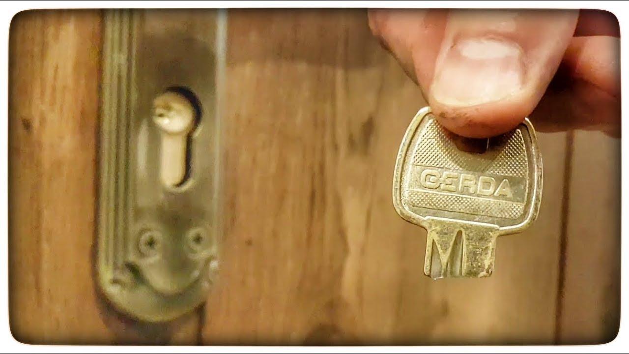 Jak Wyjac Zlamany Klucz Z Zamka Drzwi 2 Sposoby Youtube