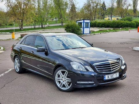Mercedes-Benz W212 2.2 CDI. 300т не пробег!