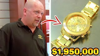 When Rick Harrison Gets Scammed (Pawn Stars)