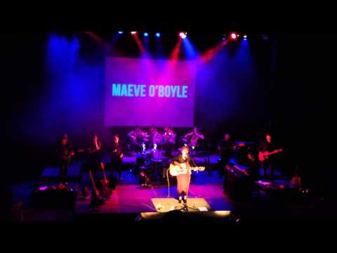 Maeve O'Boyle LIVE with guests, The Cairn Quartet, Glasgow