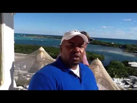 Gary Abaco weather man for Abaco Buzz