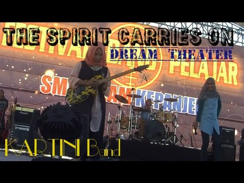 The Spirit Carries On - Dream Theater [Cover by KARTINI Band]