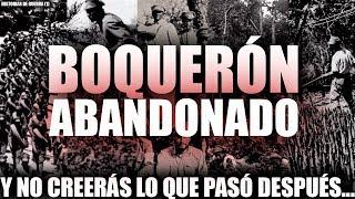 LA DEFENSA DE BOQUERÓN / Según Yo...