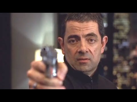 Truth Serum | Johnny English | Funny Clip | Mr Bean Official