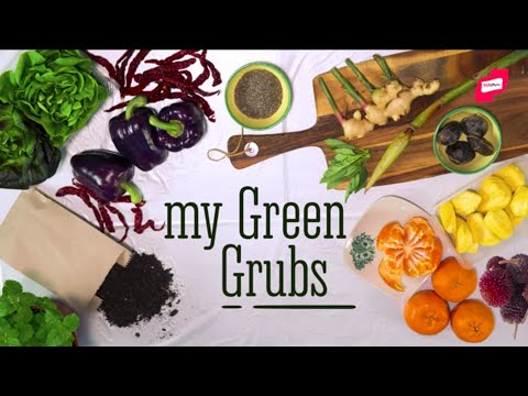 My Green Grubs - LeAnn Organic Cafe Review Ep15