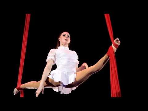 Вы такого никогда не видели! Танец на воздушных полотнах - Папа (Pope)