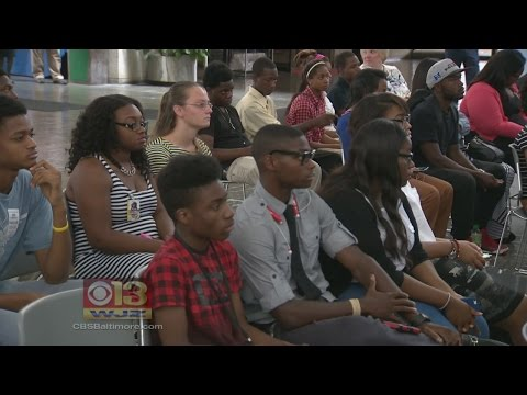 Hogan Administration Adds $1 Million In Funding For Youth Jobs Program
