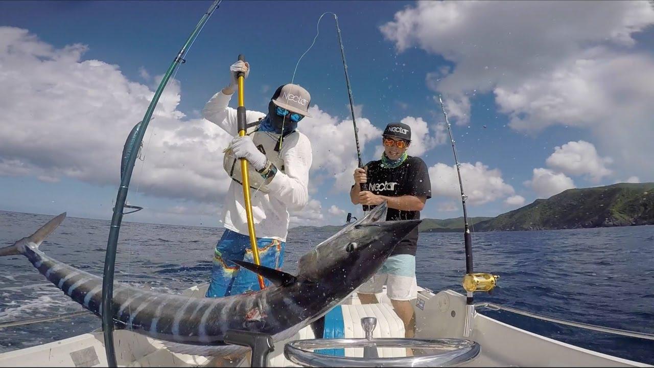 Virgin islands edit wahoo fishing youtube for Virgin islands fishing