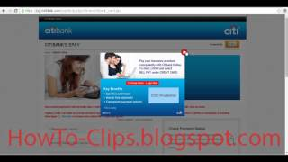 How Pay Citibank Credit Card Bill Online Using Debit Card Thorugh Billdesk Epay