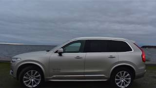 Volvo XC90 D5 Inscription - test |4KS