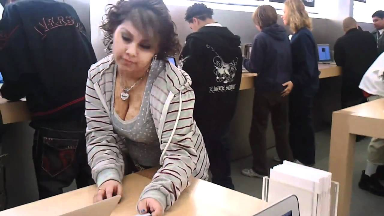 Apple Booty Ass