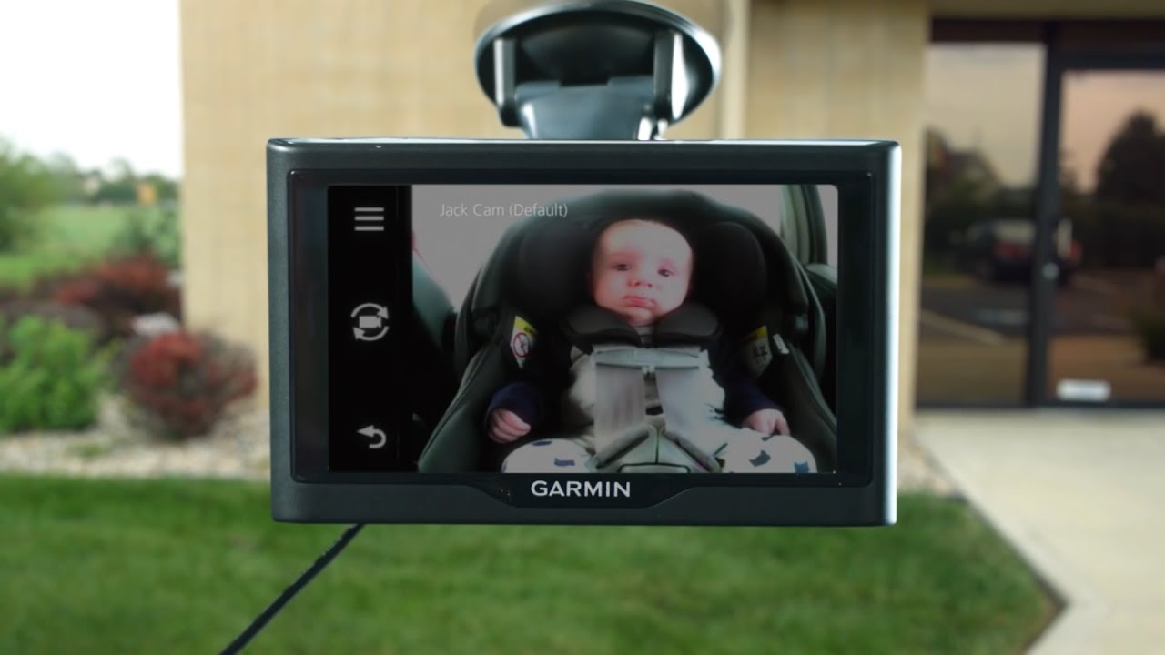 Video Review: The Garmin BabyCam | Fatherly