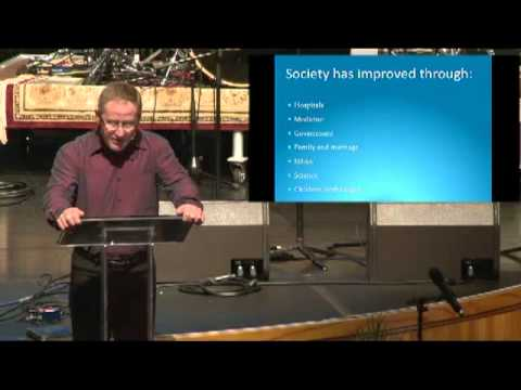The Gospel's Impact on our World - Peter Connor