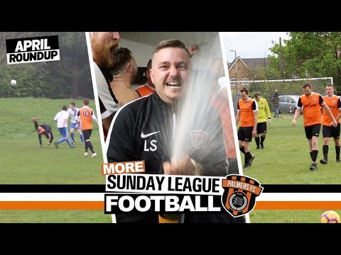 MORE Sunday League Football - MAD GOALS, CHAMPAGNE FLOWING AND ANOTHER ABANDONED GAME