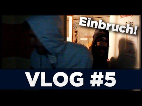 Einbruch bei einer anderen Band und wichtige Endcard! - Vlog #5 | PBT