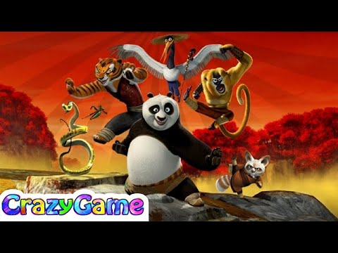 Kung Fu Panda 2008 Complete Game Movie 1...