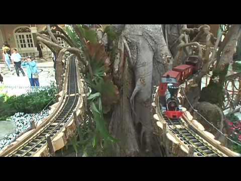 The Bellagio Trains featuring Applied Imagination