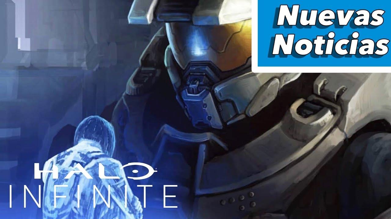 Nuevas noticias Halo Infinite - Video filtrado, modo Forge y mas.. thumbnail