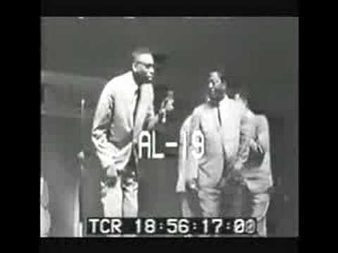 Claude Jeter (Swan Silvertones) 1996 American Gospel Quartet Convention Hall of Fame Inductees