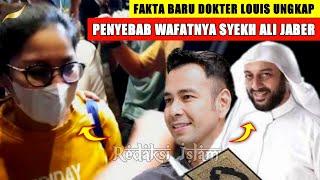 Download MERINDING.! Dr Louis Ungkap Penyebab Wafatnya Syekh Ali Jaber & Vaksin Raffi Ahmad   Dr Louis Owen..