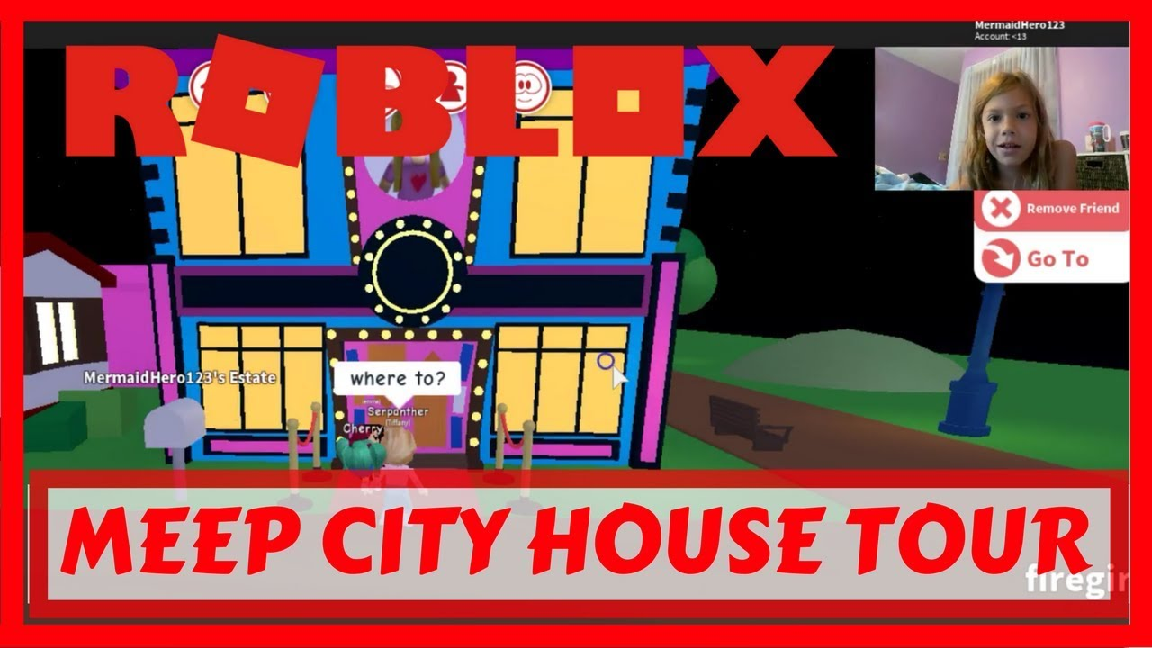 how to make a bigger house in meep city